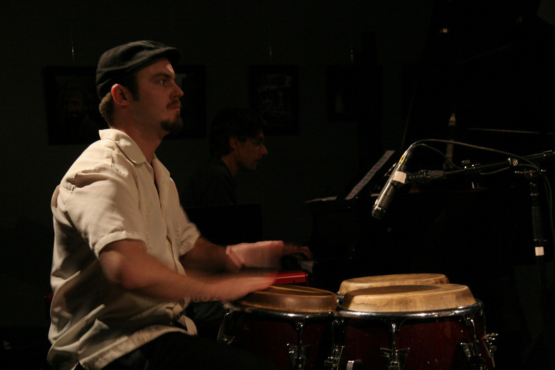 Bobby Wilmore<br /> Zach Harmon All Stars - April 23, 2010 Blue Whale Los Angeles