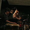 Josh Nelson, Piano & Hamilton Price, Bass<br /> Zach Harmon All Stars - April 23, 2010 Blue Whale Los Angeles