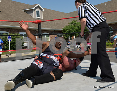 Live Pro Wrestling : Greenwood, Indiana