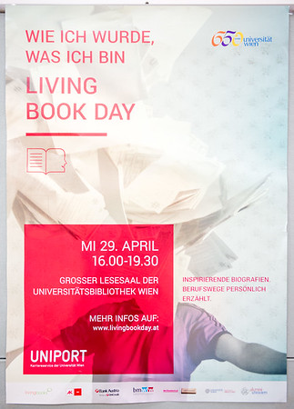 Living Book Day 2015