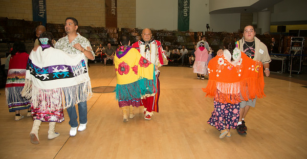 Southern Ute Bear Dancers