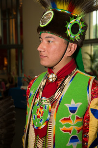 Marcus Winchester, Pokagon Band of Potawatomi