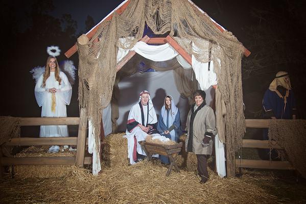 Journey to Bethlehem: A Living Nativity