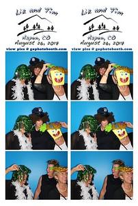 Liz and Tim/ Aspen, CO 08-26-17