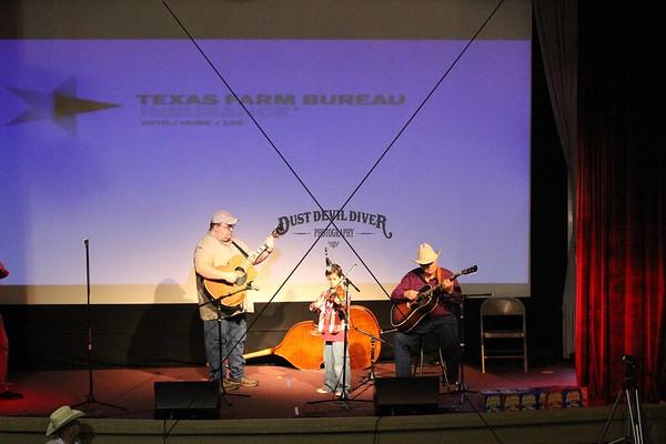Llano FiddleFest 2013 Age 0-10