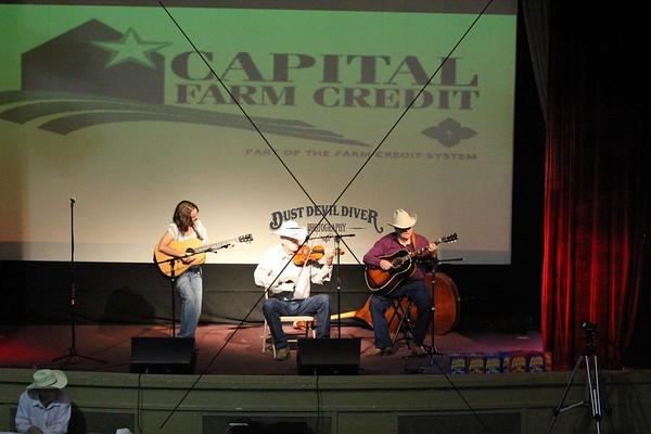 Llano FiddleFest 2013 Age 70+