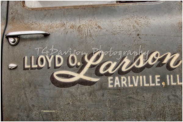 Lloyd Larson  Engine Auction 2017