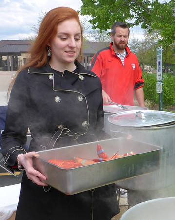 Jaycees - Lobster Day - 2013