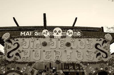 Dia De Los Muertos  Springs Preserve 2013