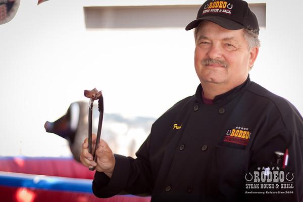 Rodeo Steak House & Grill Celebration 2014
