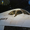 The Shuttle Discovery.