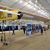 SolarImpulse has a wingspan of 208 feet.