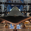 The SR71 Blackbird, the fastest supersonic aircraft.