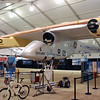 SolarImpulse - First to fly day and night on solar power at the Udvar-Hazy Center.