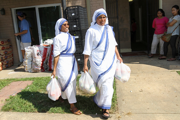 Local Missionaries of Charity Continue the Work of St. Mother Teresa