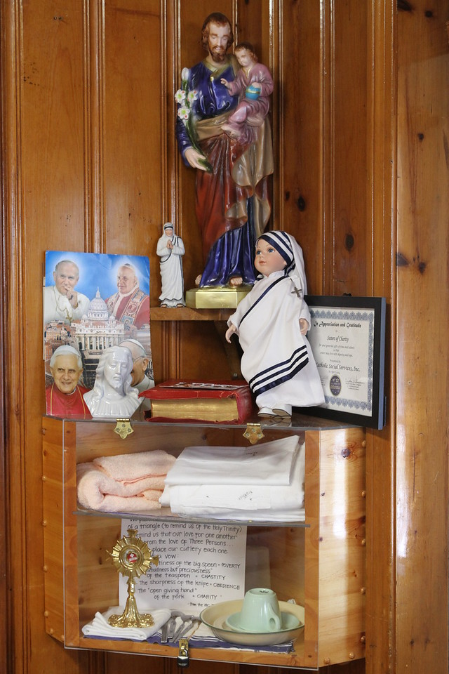 Mother Teresa/Gift of Grace House/Missionaries of Charity