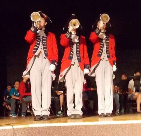 Brandywine Heights 15th annual Veterans Day Program