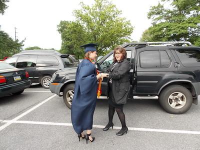 Kutztown High School Graduation 2015