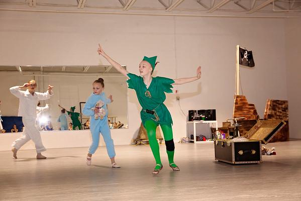 Kutztown Peter Pan Ballet