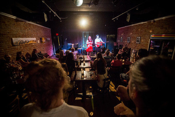 Local Strangers and Cellar Door at Cafe Mela