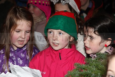 Dunlavin Christmas Lights 2014