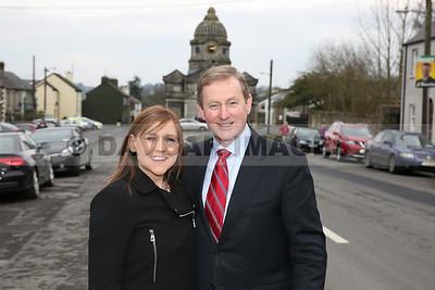 Taoiseach Dunlavin Visit 2016