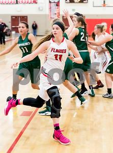 Lodi High 2017 Girls Basketball Highlights