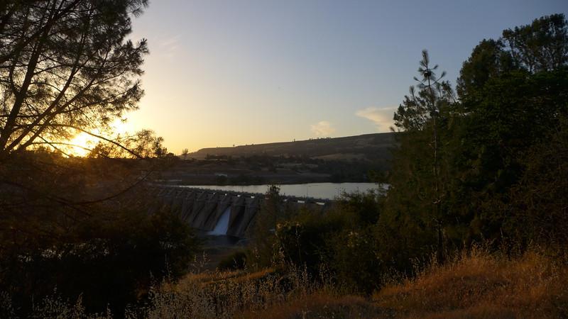Bidwell Bar Saddle Dam