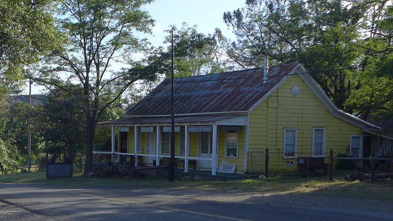 Cherokee museum.