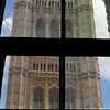 View of St Stephen's Tower from the Jewel House