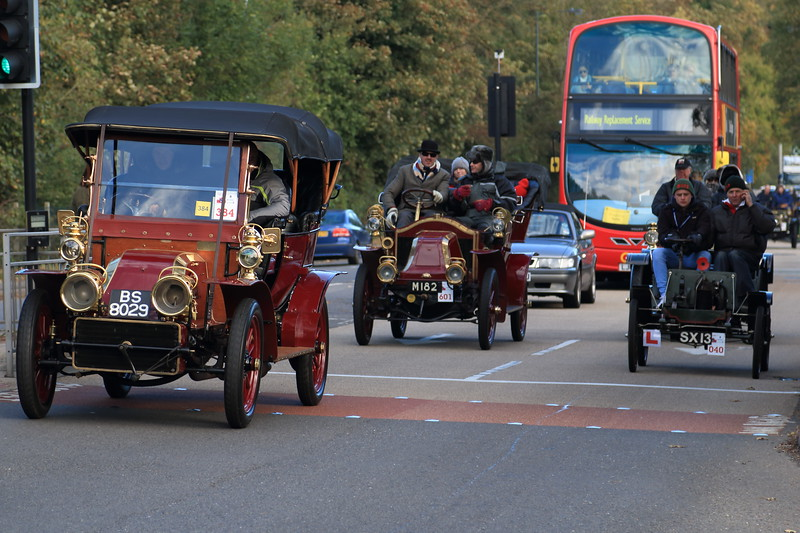 London to Brighton Veteran Car Run 2013