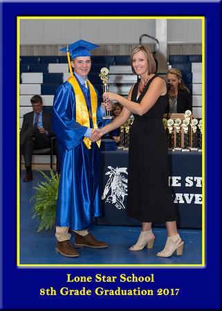Lone Star Graduation 2017