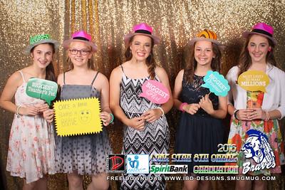 Lone Star 8th Grade Grad Party 5-12-16