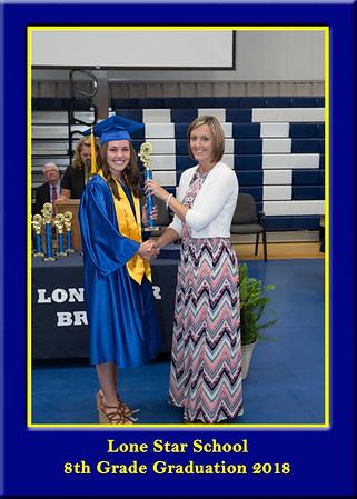 Lone Star Graduation 2018