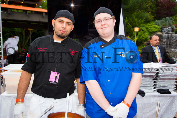 Chef Anibal Lima, Chef Mike Toveloi (Fox Hollow)