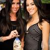 Stephanie Lanzi, Sarah Boujida (Tito's Handmade Vodka)
