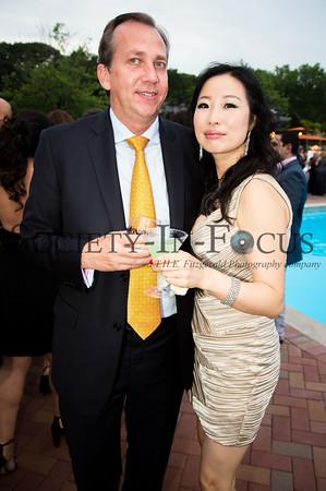 Olivier Allain, Linda Li