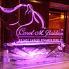 Carol M. Baldwin Breast Cancer Research Fund Ice Sculpture