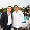Peter Oktas, Chef Julio Velasquez (Sage Bistro)