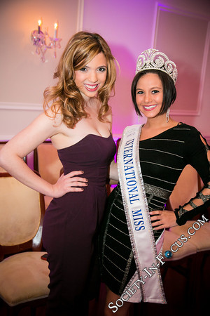Danielle Zinner, Kayla Sulla (Miss New York)