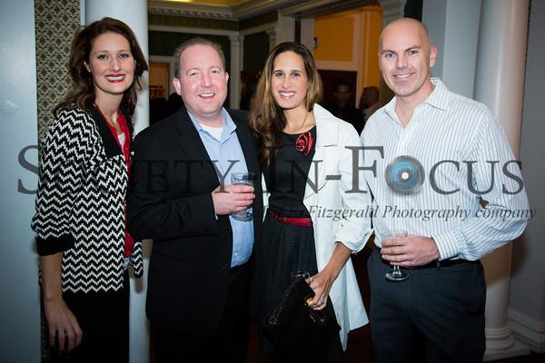 Rachael Finnegan, John McNally, Kathy McNally, Michael Finnegan