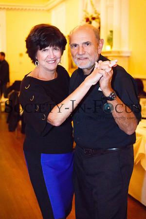 Susan, Lenny (guests)