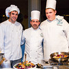 Mr. Dimaggio, Matt Kozac, Mr. Preziosi (Mirabelle Tavern)