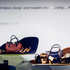 Shoes and Handbag Displays