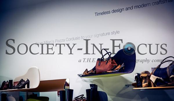Shoes and Handbag Displays
