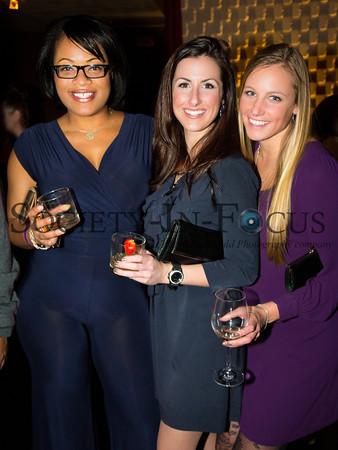 Navia Watson, Jessica Loggia, Kimberly Gilroy