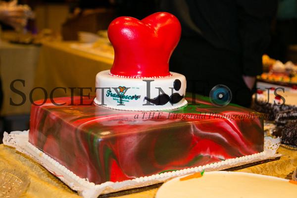 Cake from Francesco's Italian-American Bakery