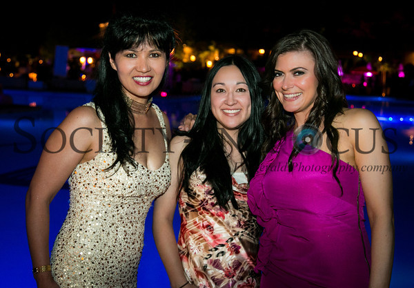Asia Lee, Pam Deutchman, JoAnn Winkhart