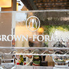 Brown-Forman Ice Sculpture