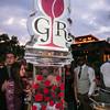 Graceful Rose Ice Sculpture